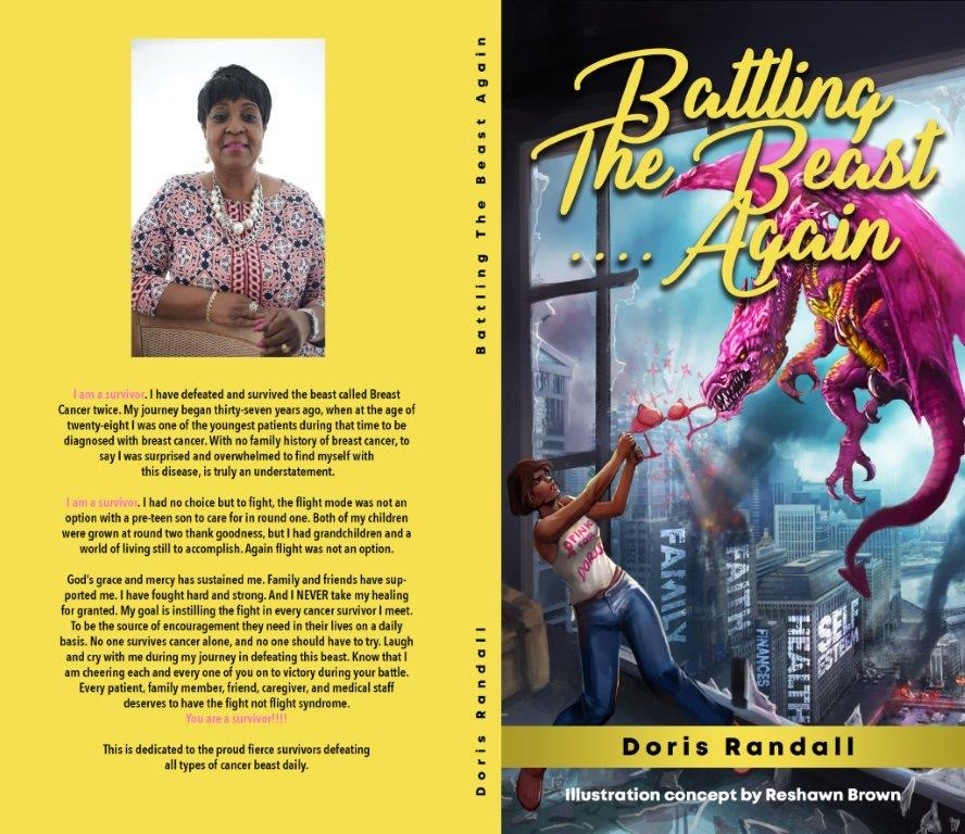 Book Cover for Battling the Beast Again / My Basket of Hope