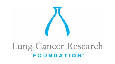 Lung Cancer Research Logo / My Basket of Hope
